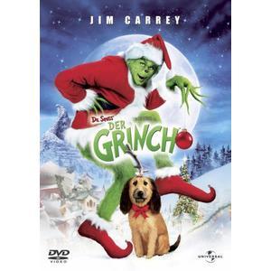 Jim Carrey,Taylor Momsen,Jeffrey Tambor - Der Grinch - 1 DVD