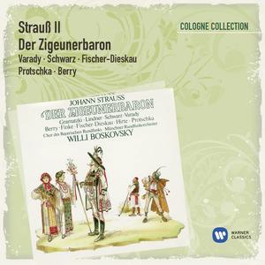 Musik-CD DER ZIGEUNERBARON / BOSKOVSKY/VARADY/FISCHER-DIESK, (2 CD)