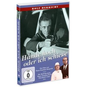 Herricht,Rolf - Hände Hoch Oder Ich Schieße - 1 DVD