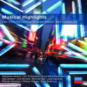 Various - Musical Highlights (CC) - 1 CD