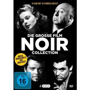 Grant,Cary/Bergman,Ingrid - Die Große Film Noir Collection (4 DVDS) - 4 DVD