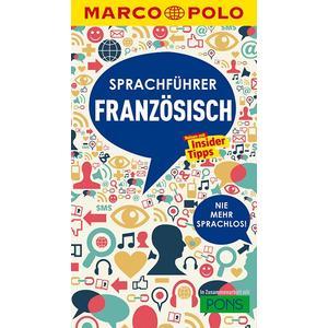 MARCO POLO Sprachführer Französisch
