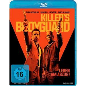 Reynolds,Ryan/Jackson,Samuel L. - Killer's Bodyguard - 1 Blu-Ray