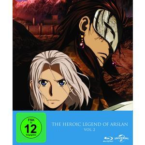 Various - Heroic Legend of Arslan-Vol.2 - 2 Blu-Ray