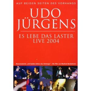 UDO JÜRGENS - ES LEBE DAS LASTER LIVE - 1 DVD