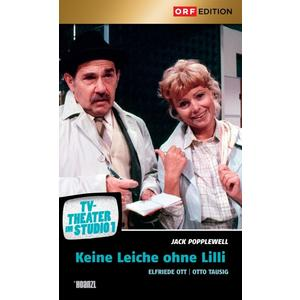 Ott,Elfriede/Tausig,Otto - Keine Leiche ohne Lilli - 1 DVD