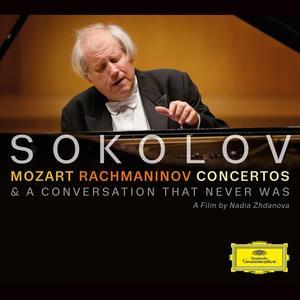 Musik-CD Mozart/Rachmaninov / Sokolov,Grigory, (2 CD + DVD Video)