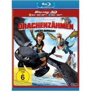Various - Drachenzähmen Leicht Gemacht (Blu-Ray 3d+Blu-Ray - 2 Blu-Ray