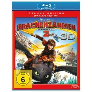 Various - Drachenzähmen Leicht Gemacht 2 (Blu-Ray 3d+Blu-R - 2 Blu-Ray