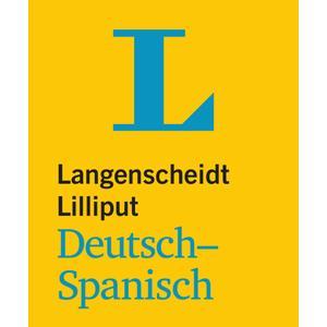 Langenscheidt Lilliput Deutsch-Spanisch - im Mini-Format