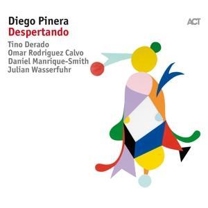 Pinera,Diego - Despertando - 1 CD