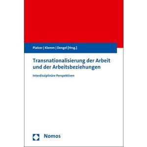 Transnationalisierung der Arbeit und der Arbeitsbeziehungen