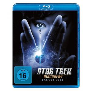 Sonequa Martin-Green,Doug Jones,Shazad Latif - Star Trek: Discovery-Staffel 1 - 4 Blu-Ray