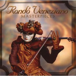 Musik-CD MASTERPIECES / RONDO VENEZIANO, (2 CD)