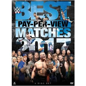 Various - Best PPV Matches 2017 - 3 DVD