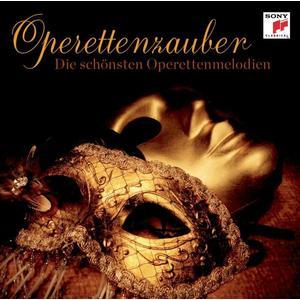 Musik-CD Operettenzauber-Die Schönsten Operettenmelodien / Various, (1 CD)