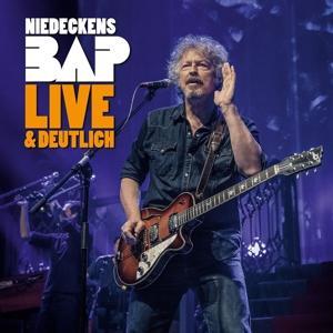 Niedeckens Bap - Live & Deutlich - 2 CD