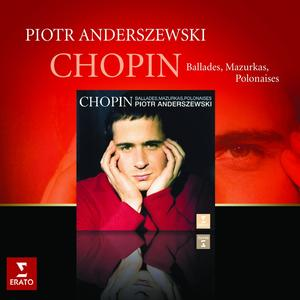 Musik-CD Mazurkas/Ballades/Polonaises / Anderszewski,Piotr, (1 CD)