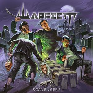 Warfect - Scavengers - 1 CD