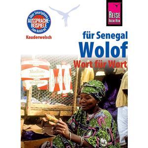 Reise Know-How Sprachführer Wolof für Senegal - Wort für Wort