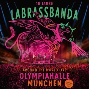 LaBrassBanda - Around the World (Live) - 1 CD
