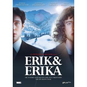 Freistätter,Markus/Sägebrecht,Marianne/Obony - Erik & Erika - 1 DVD