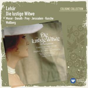 Musik-CD DIE LUSTIGE WITWE / WALLBERG/MOSER/JERUSALEM/PREY, (2 CD)