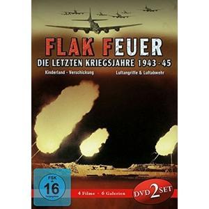 History Films - Flak Feuer: Die letzten Kriegsjahre 1943-1945 - 2 DVD