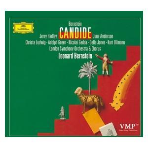 Bernstein/LSO - Candide - 3 CD