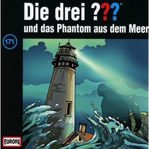 DIE DREI??? - NR.171 UND DAS PHANTOM AUS DEM MEER - 1 CD