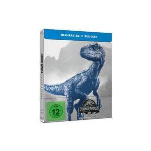 Chris Pratt,Bryce Dallas Howard,Ty Simpkins,Vin - Jurassic World: Das gefallene Königr.(3D) Steelb - 2 Blu-Ray 3D
