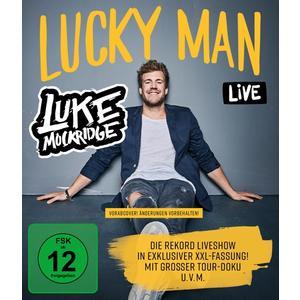 Mockridge,Luke - Lucky Man - 1 Blu-Ray