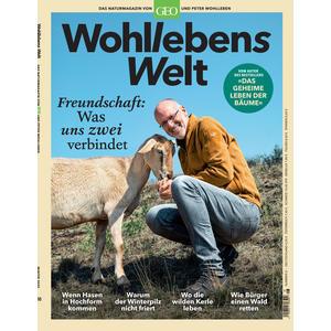 Wohllebens Welt / Wohllebens Welt 8/2020 - Freundschaft: Was uns zwei verbindet