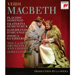 Domingo/Semenchuk/Conlon/L.A. Opera Orch.&Choir/+ - Macbeth - 1 Blu-Ray