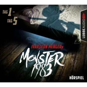 Menger,Ivar Leon - Monster 1983-Staffel I (Tag 06-10) - 5 CD