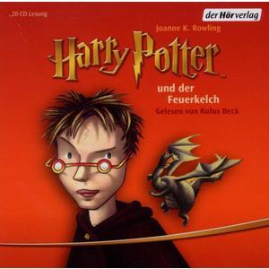 Beck,Rufus - (4)Harry Potter Und Der Feuerkelch RL - 20 CD