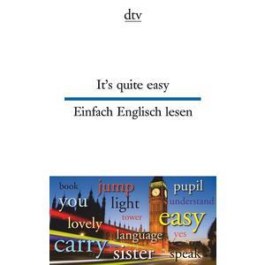 It's quite easy, Einfach Englisch lesen