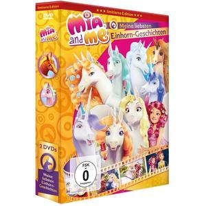 Mia And Me - Meine Liebsten Einhorn-Geschichten (Ltd.) - 2 DVD