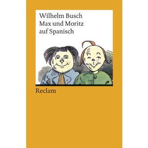 Max und Moritz auf Spanisch
