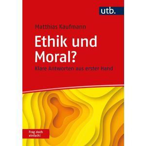 Ethik und Moral? Frag doch einfach!
