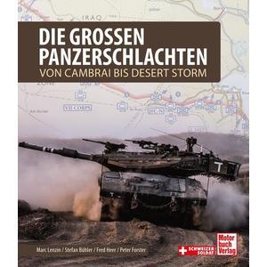 Die großen Panzerschlachten