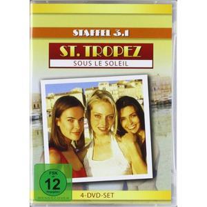 St.Tropez-Sous Le Soleil - Staffel 3.1 - 4 DVD