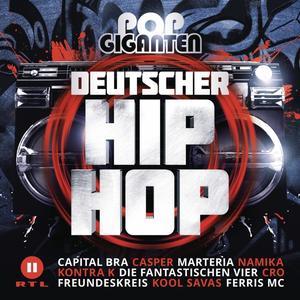 Various - Pop Giganten Deutscher Hip Hop - 2 CD