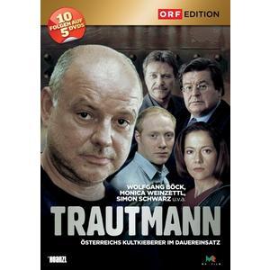 Böck,Wolfgang/Weinzettl,Monica/Schwarz,Simo - Trautmann: Die komplette Serie - 5 DVD