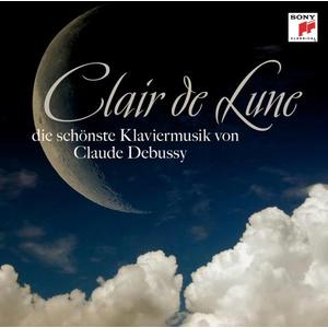 Various - CLAIR DE LUNE DIE SCHÖNSTE KLAVIERMUSIK - 1 CD