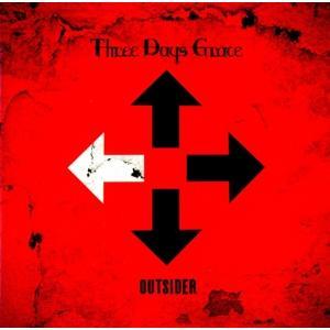 Three Days Grace - Outsider - 1 CD