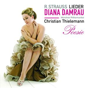 Poesie:Strauss-Orchesterlieder / Damrau,Diana/Thielemann/MP