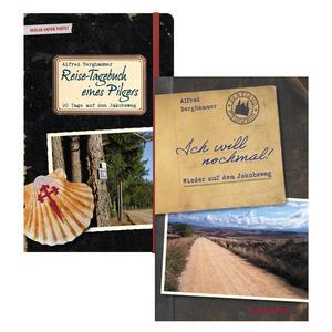 Kombipaket Pilgertagebücher