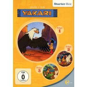 Yakari - YAKARI STARTER BOX DVD BOX - 3 DVD