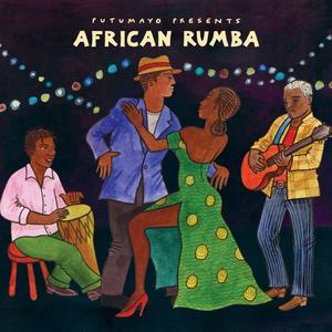 Musik-CD African Rumba / Putumayo, (1 CD)